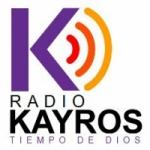 Logo da emissora Radio Kayros 100.7 FM