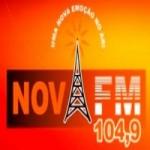 Logo da emissora R�dio Nova 104.9 FM