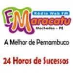 Logo da emissora Rádio Maracatu FM