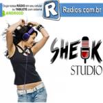 Logo da emissora R�dio Studio Sheik