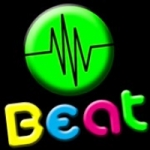 Logo da emissora Radio Beat 98.7 FM