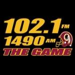 Logo da emissora WXTG 102.1 FM