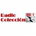 Logo da emissora Radio Colección 98.1 FM