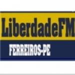 Logo da emissora R�dio Liberdade 98.5 FM