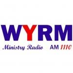 Logo da emissora WYRM 1110 AM