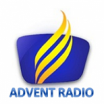 Logo da emissora Advent Radio