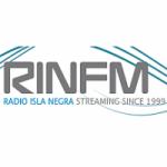 Logo da emissora Radio Isla Negra