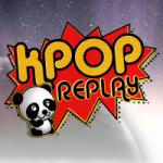 Logo da emissora Radio Kpop Replay