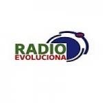 Logo da emissora Radio Evoluciona