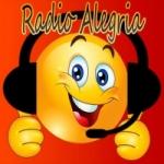 Logo da emissora Radio Alegría 106.7 FM