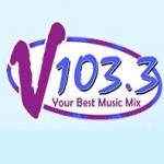 Logo da emissora WMGV 103.3 FM