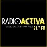 Logo da emissora Radio Activa 91.7 FM