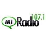 Logo da emissora Mi Radio 107.1 FM