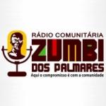 Logo da emissora R�dio Zumbi dos Palmares JP