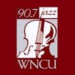Logo da emissora WNCU 90.7 FM