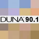 Logo da emissora Radio Duna 90.1 FM