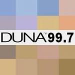 Logo da emissora Radio Duna 99.7 FM