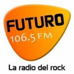 Logo da emissora Radio Futuro 106.5 FM