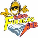 Logo da emissora Rádio Furacão Web
