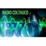 Logo da emissora Radio Coltauco 107.7 FM