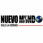 Logo da emissora Radio Nuevo Mundo 107.3 FM