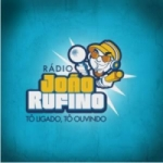 Logo da emissora Rádio João Rufino
