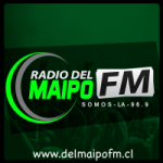 Logo da emissora Radio Del Maipo 96.9 FM
