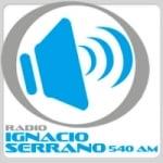 Logo da emissora Radio Ignacio Serrano 540 AM