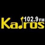 Logo da emissora Radio Kairos 102.9 FM