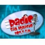 Logo da emissora Radio San Ignacio 107.9 FM