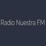 Logo da emissora Radio Nuestra 98.7 FM