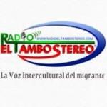 Logo da emissora Radio El Tambo Stereo