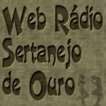 Logo da emissora Sertanejo de Ouro
