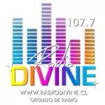 Logo da emissora Radio Divine 107.7 FM