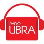 Logo da emissora Radio Libra 104.7 FM