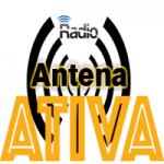 Logo da emissora Rádio Antena Ativa