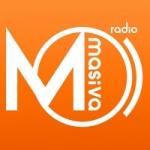 Logo da emissora Radio Masiva 91.5 FM
