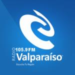 Logo da emissora Radio Valparaiso 105.9 FM
