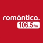Logo da emissora Radio Rom�ntica 106.5 FM