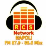 Logo da emissora RCS Network 88.6 FM