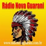 Logo da emissora Rádio Nova Guarani