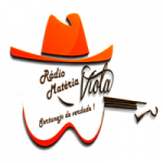 Logo da emissora Rádio Materia Viola