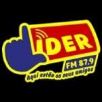 Logo da emissora R�dio Lider  87.9 FM