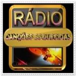 Logo da emissora Rádio Canções esquecidas