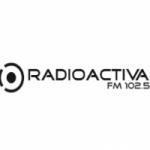 Logo da emissora Radio Activa 102.5 FM