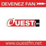 Logo da emissora Radio Ouest 104.0 FM