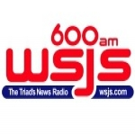 Logo da emissora WSJS 600 AM