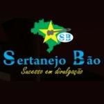 Logo da emissora Sertanejo Bão