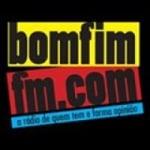 Logo da emissora Bomfim FM