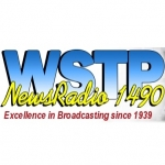 Logo da emissora WSTP 1490 AM